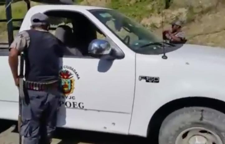 Mueren seis policías comunitarios en Guerrero