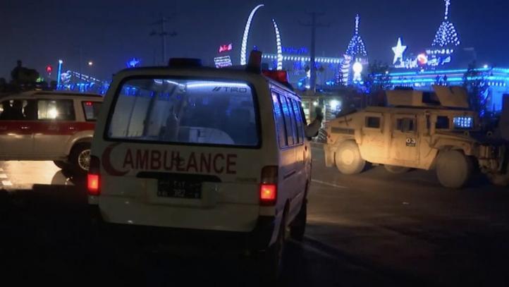 40 muertos en atentado contra evento religioso en Afganistán
