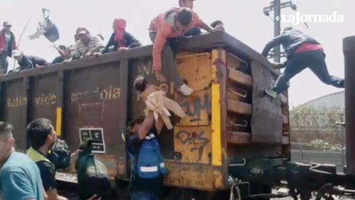 La caravana del Viacrucis Migrante continúa su camino hacia EU