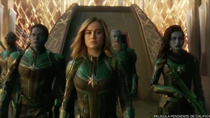 Capitana Marvel, primera cinta del UCM liderada por una mujer