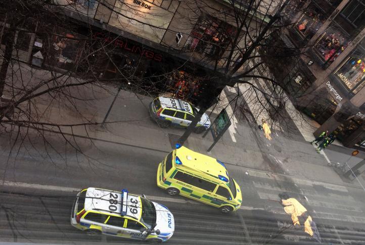 Ataque en Estocolmo