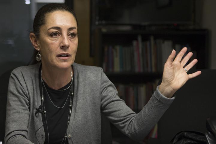 """""""No tenemos nada qué esconder"""": Claudia Sheinbaum, sobre el caso Rébsamen"""