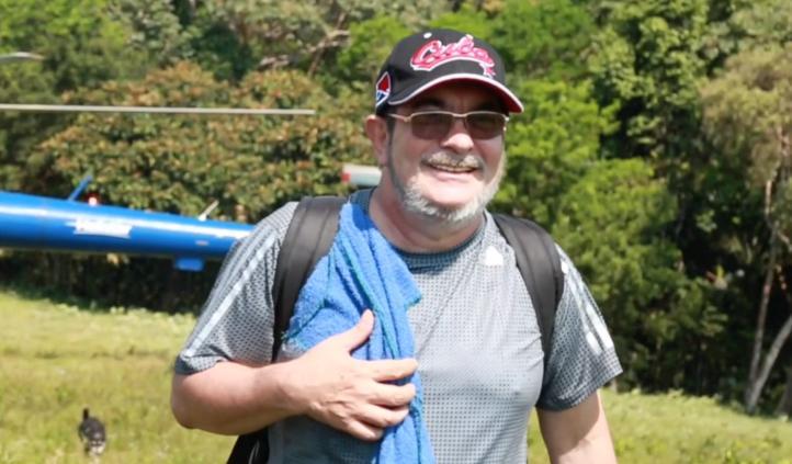Líderes de las FARC llegan a Colombia
