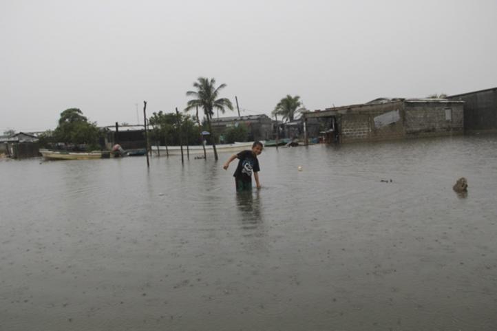 Se forma tormenta tropical 'Boris' en Pacífico mexicano