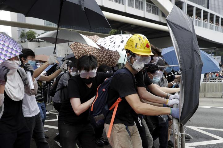 La crisis sobre extradiciones deja en el limbo a Hong Kong