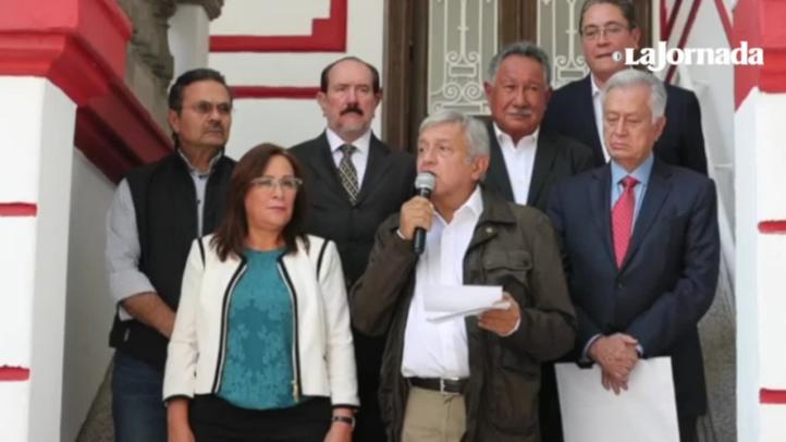 Ratifica AMLO propuesta de Rocío Nahle en la Sener