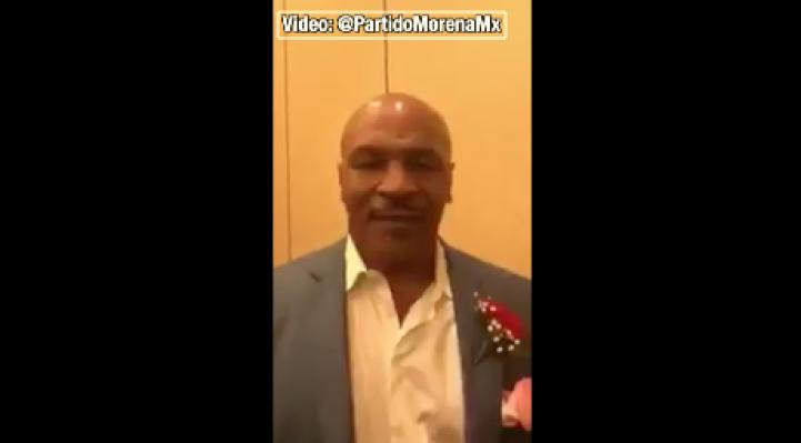 Mike Tyson se declara Amlover