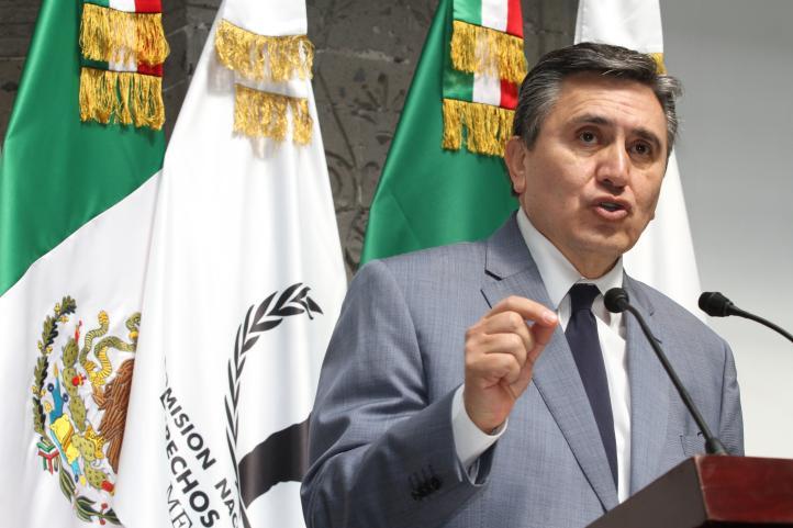 """Ofrece González Pérez abatir """"impunidad lacerante"""""""