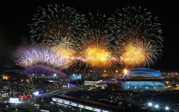 Inauguran los Juegos Olímpicos de Sochi