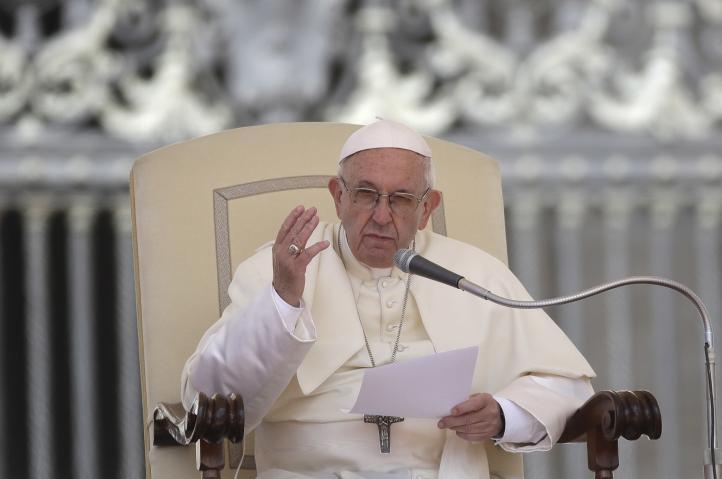 Pide el Papa un esfuerzo por el diálogo en Tierra Santa