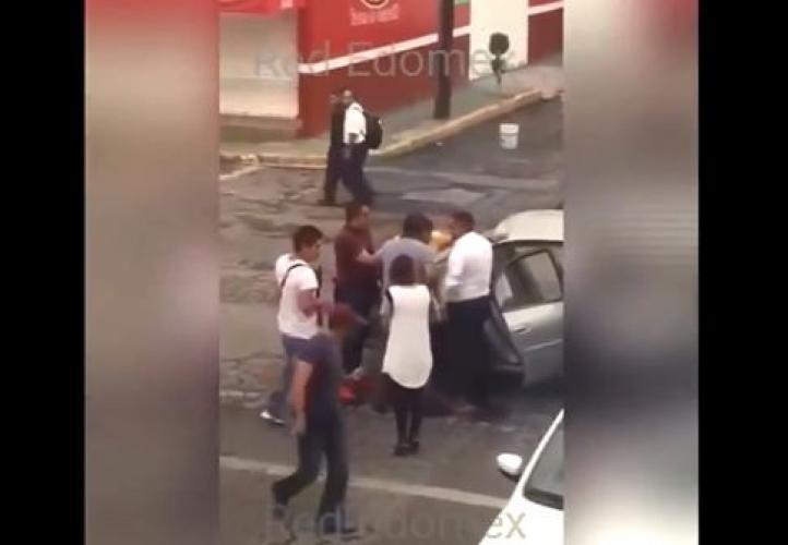 Identifican a policía y un ministerial en grupo armado en Naucalpan