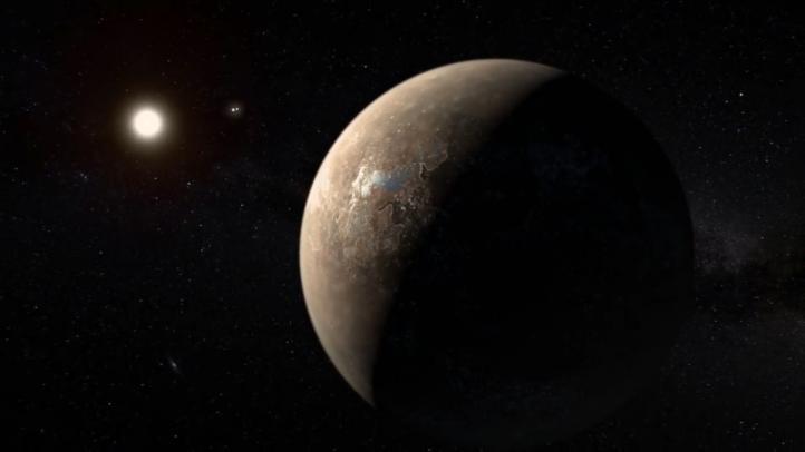 Detectan posible planeta habitable alrededor de Próxima Centauri