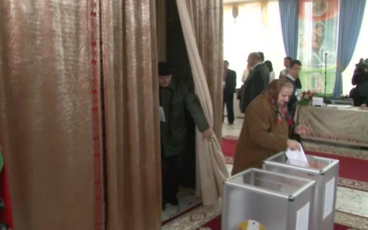 Elecciones en Bielorrusia