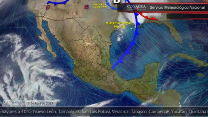 Pronóstico del tiempo para el 3 de abril