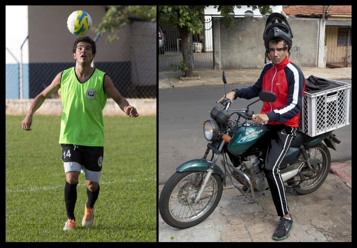 La otra cara del futbol en Brasil