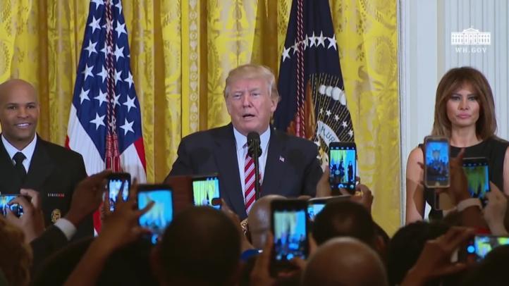 Trump suspende en el último momento un ataque contra Irán